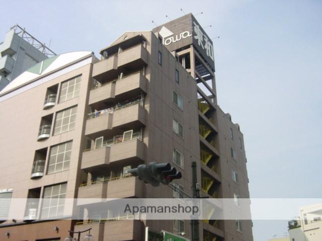 愛知県名古屋市中区、新栄町駅徒歩9分の築29年 8階建の賃貸マンション