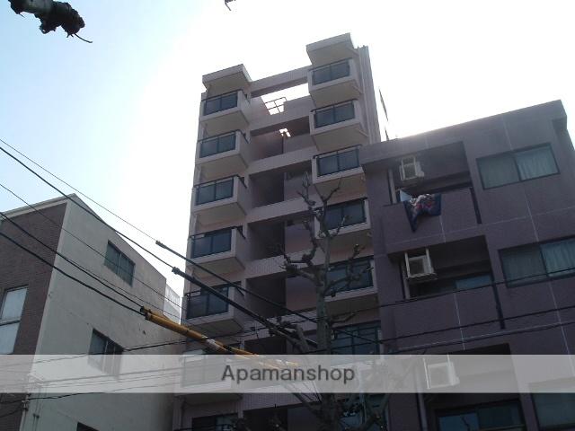 愛知県名古屋市中区、上前津駅徒歩6分の築27年 9階建の賃貸マンション