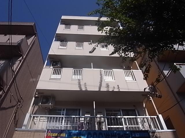 愛知県名古屋市東区、森下駅徒歩3分の築26年 5階建の賃貸マンション