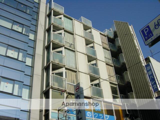 愛知県名古屋市中区、伏見駅徒歩5分の築43年 8階建の賃貸マンション