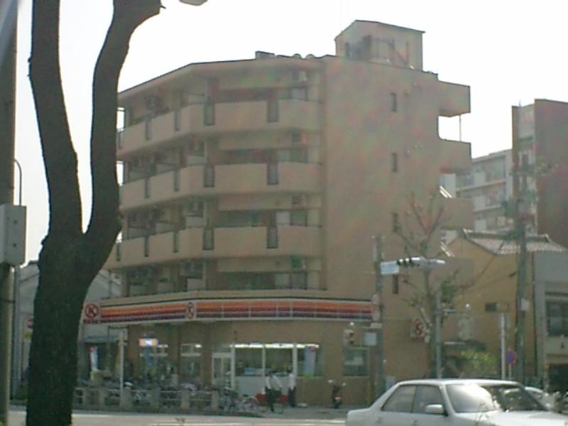 愛知県名古屋市熱田区、金山駅徒歩3分の築17年 5階建の賃貸マンション