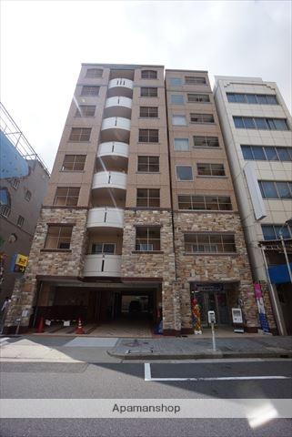 愛知県名古屋市中区、伏見駅徒歩7分の築14年 8階建の賃貸マンション
