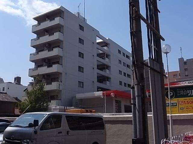 愛知県名古屋市東区、高岳駅徒歩5分の築30年 7階建の賃貸マンション