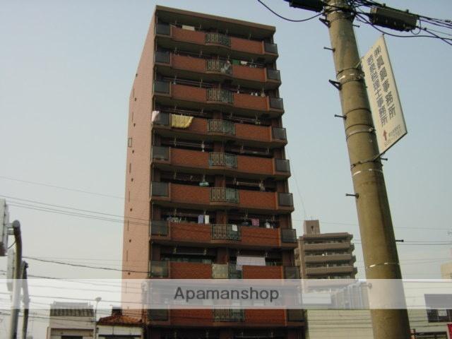 愛知県名古屋市東区、尼ヶ坂駅徒歩15分の築20年 11階建の賃貸マンション