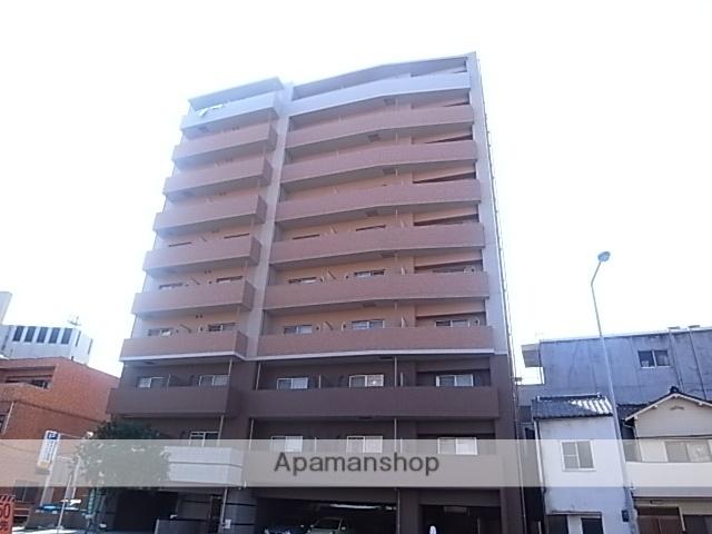 愛知県名古屋市西区、栄生駅徒歩19分の築10年 10階建の賃貸マンション