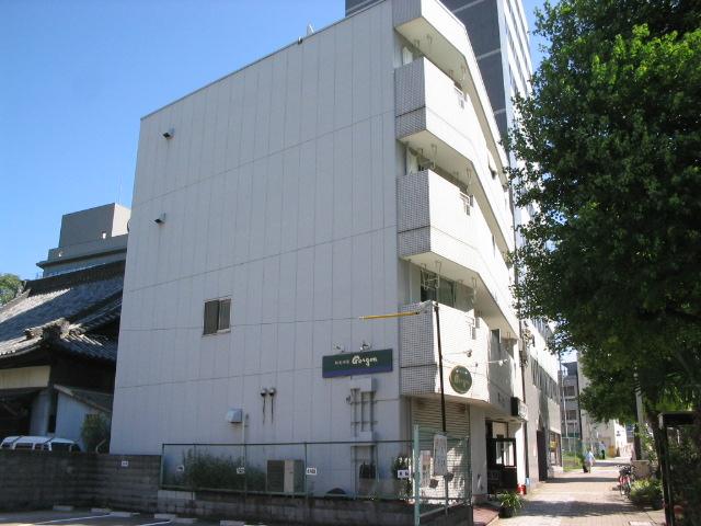 愛知県名古屋市中村区、名鉄名古屋駅徒歩6分の築30年 4階建の賃貸マンション