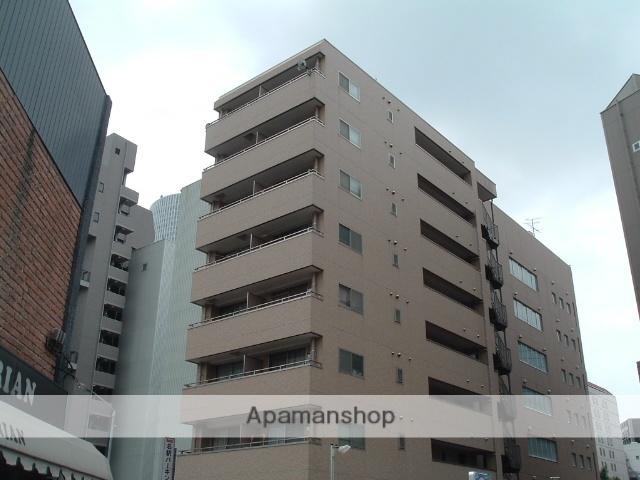 愛知県名古屋市中村区、名古屋駅徒歩4分の築14年 8階建の賃貸マンション