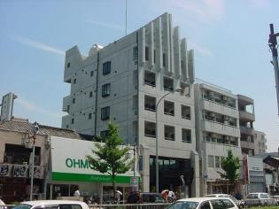 愛知県名古屋市中村区、中村公園駅徒歩15分の築16年 7階建の賃貸マンション