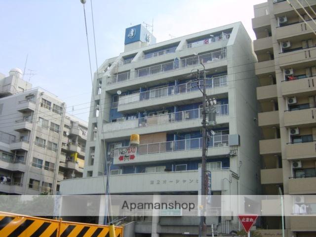 愛知県名古屋市中区、栄町駅徒歩11分の築34年 8階建の賃貸マンション