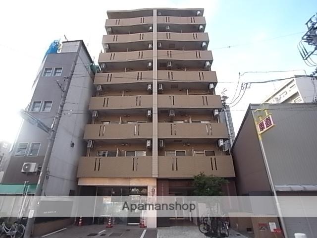 愛知県名古屋市中区、新栄町駅徒歩7分の築12年 8階建の賃貸マンション