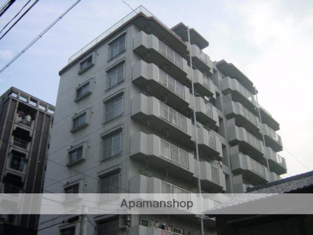 愛知県名古屋市中区、鶴舞駅徒歩11分の築30年 8階建の賃貸マンション