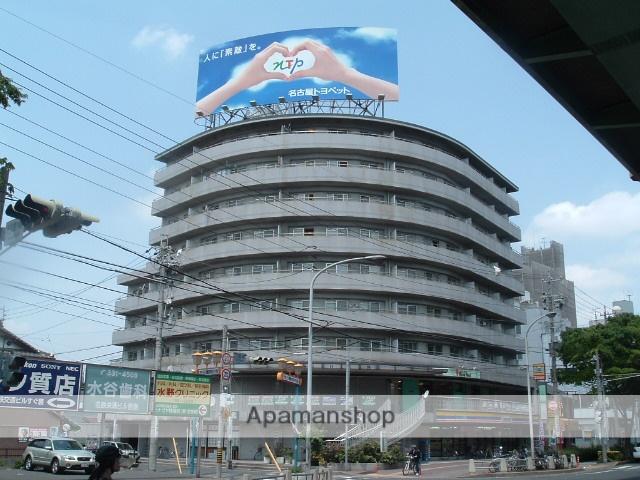 愛知県名古屋市中川区、山王駅徒歩11分の築30年 9階建の賃貸マンション
