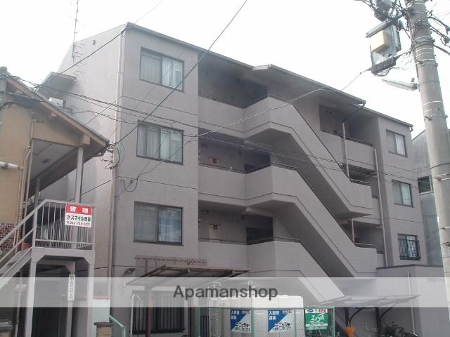 愛知県名古屋市東区、ナゴヤドーム前矢田駅徒歩5分の築28年 4階建の賃貸マンション