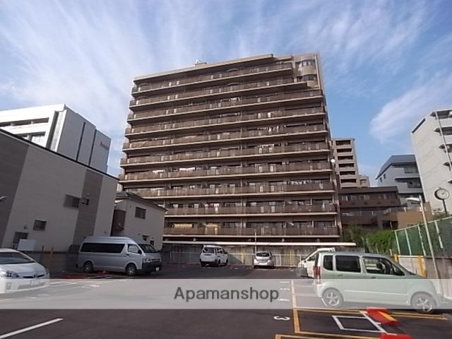 愛知県名古屋市東区、尼ヶ坂駅徒歩17分の築25年 11階建の賃貸マンション