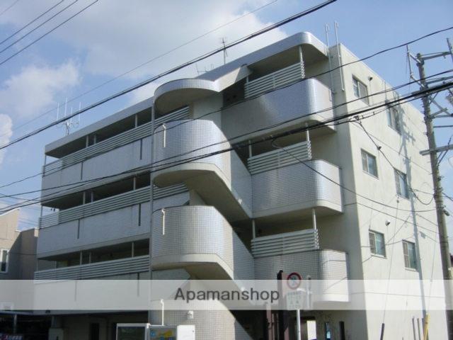 愛知県名古屋市東区、茶屋ヶ坂駅徒歩14分の築27年 4階建の賃貸マンション