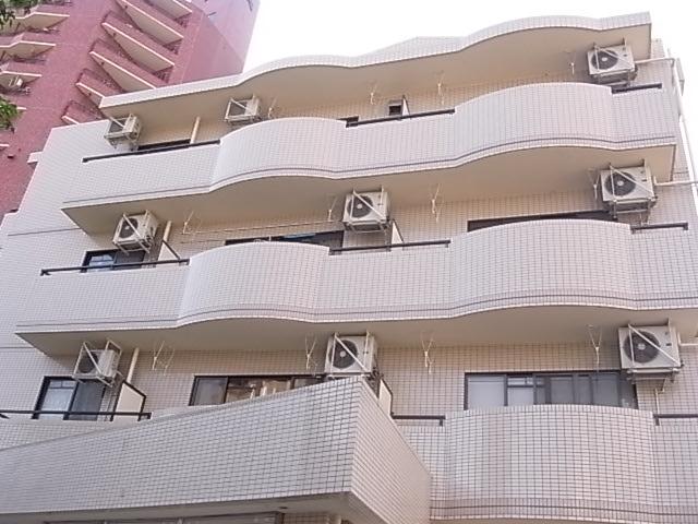 愛知県名古屋市東区、尼ヶ坂駅徒歩10分の築25年 4階建の賃貸マンション