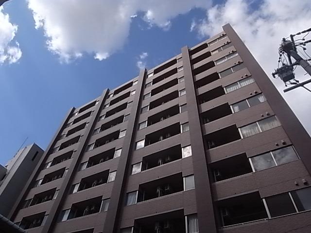 愛知県名古屋市中区、山王駅徒歩10分の築10年 11階建の賃貸マンション