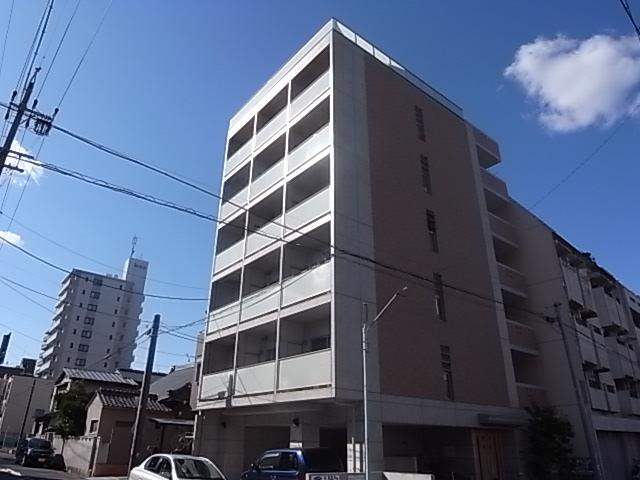 愛知県名古屋市中区、鶴舞駅徒歩9分の築11年 7階建の賃貸マンション