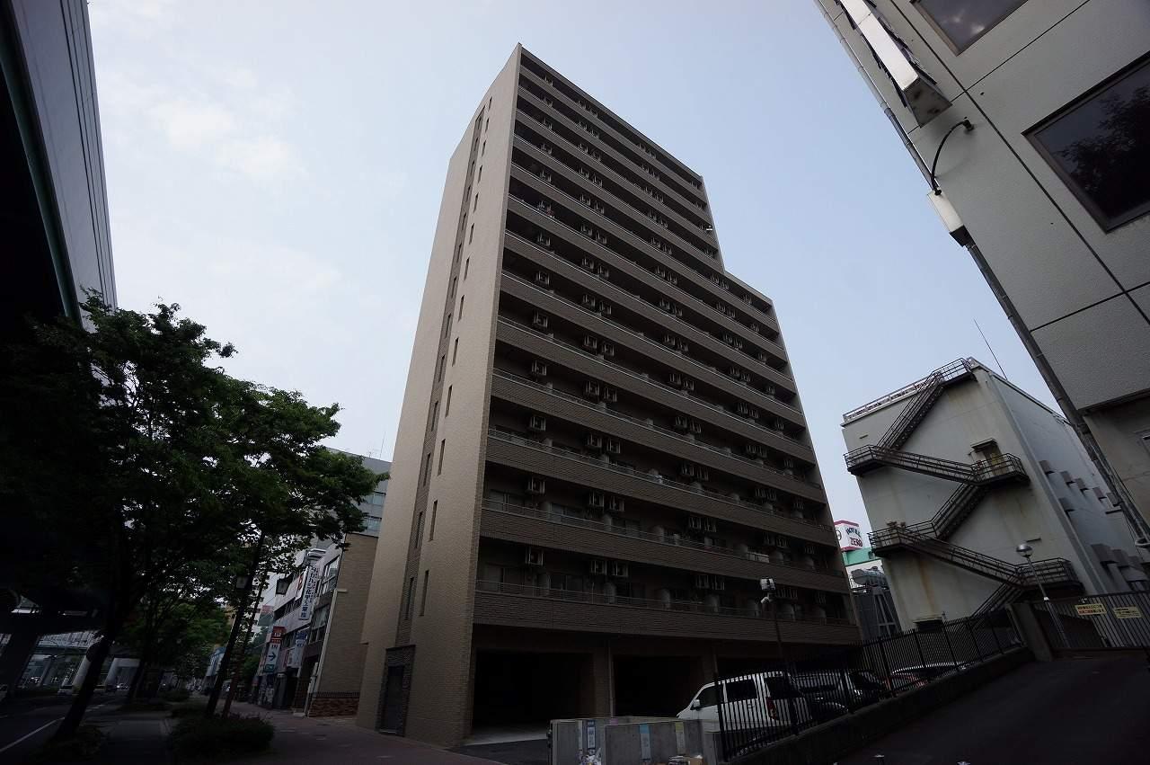 愛知県名古屋市中村区、名鉄名古屋駅徒歩16分の築9年 14階建の賃貸マンション