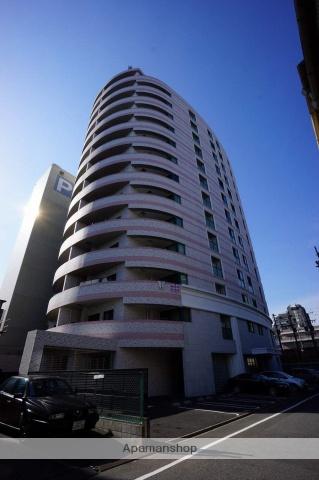 愛知県名古屋市中区、鶴舞駅徒歩13分の築10年 14階建の賃貸マンション
