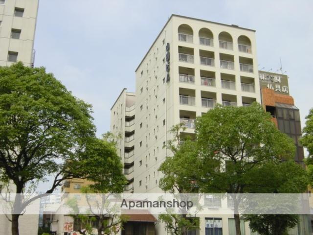 愛知県名古屋市中区、金山駅徒歩9分の築38年 10階建の賃貸マンション