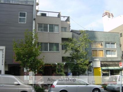 愛知県名古屋市東区、新栄町駅徒歩5分の築40年 3階建の賃貸マンション