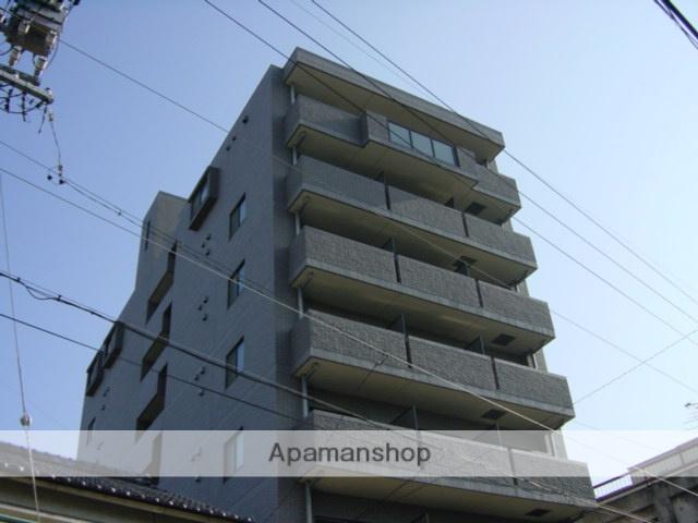 愛知県名古屋市東区、高岳駅徒歩10分の築18年 8階建の賃貸マンション