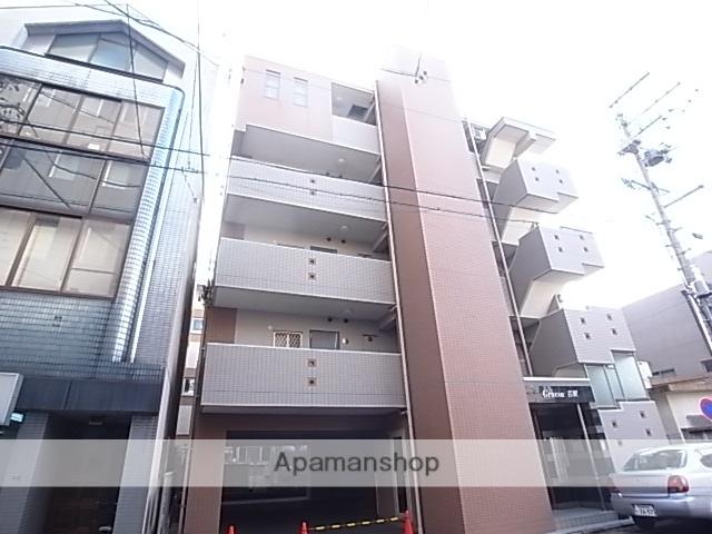 愛知県名古屋市中村区、近鉄名古屋駅徒歩5分の築10年 5階建の賃貸マンション