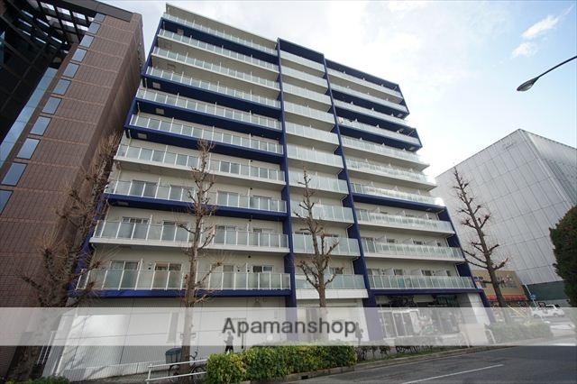 愛知県名古屋市中区、鶴舞駅徒歩10分の築9年 11階建の賃貸マンション