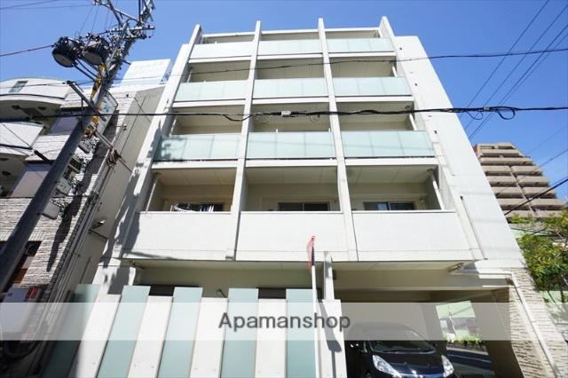 愛知県名古屋市東区、新栄町駅徒歩10分の築2年 5階建の賃貸マンション