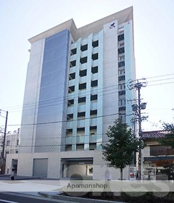 愛知県名古屋市中区、山王駅徒歩10分の築2年 10階建の賃貸マンション