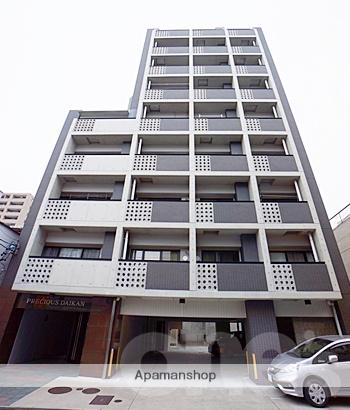 愛知県名古屋市東区、新栄町駅徒歩13分の築8年 9階建の賃貸マンション