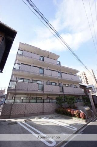 愛知県名古屋市中村区、近鉄名古屋駅徒歩10分の築16年 4階建の賃貸マンション