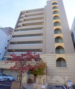 愛知県名古屋市東区、栄駅徒歩9分の築13年 10階建の賃貸マンション