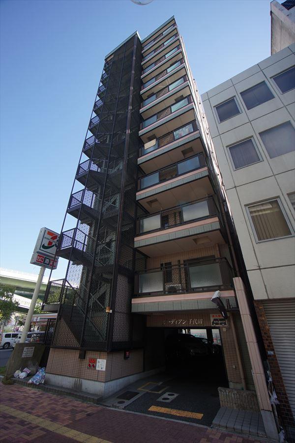 愛知県名古屋市中区、矢場町駅徒歩10分の築15年 11階建の賃貸マンション