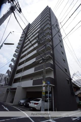 愛知県名古屋市中村区、名鉄名古屋駅徒歩12分の築4年 14階建の賃貸マンション