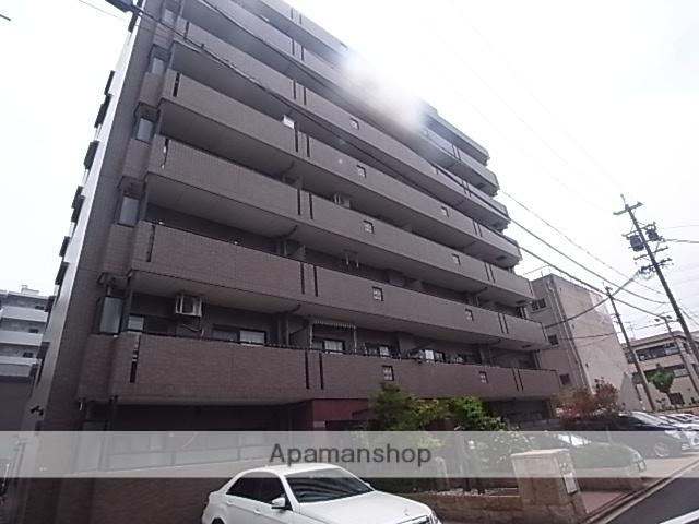 愛知県名古屋市東区、東大手駅徒歩12分の築22年 7階建の賃貸マンション