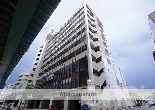 愛知県名古屋市西区、浄心駅徒歩8分の築40年 9階建の賃貸マンション
