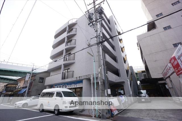 愛知県名古屋市西区、浅間町駅徒歩8分の築27年 7階建の賃貸マンション