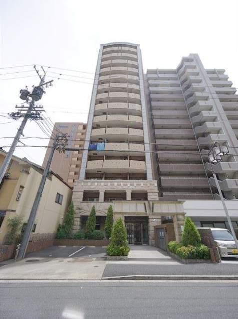 愛知県名古屋市東区、栄町駅徒歩9分の築7年 15階建の賃貸マンション