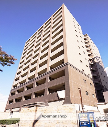 愛知県名古屋市中川区、山王駅徒歩13分の築11年 14階建の賃貸マンション