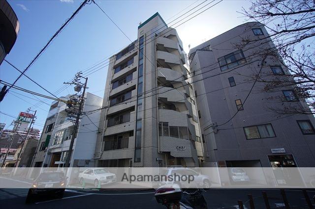愛知県名古屋市中区、伏見駅徒歩12分の築27年 7階建の賃貸マンション