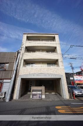 愛知県名古屋市西区、浅間町駅徒歩8分の築10年 4階建の賃貸マンション