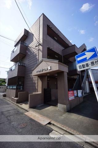 愛知県名古屋市中村区、中村公園駅徒歩17分の築23年 3階建の賃貸マンション