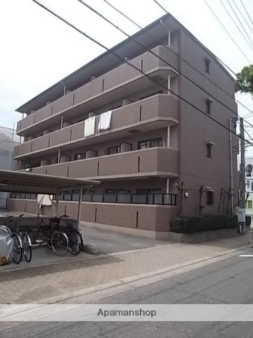 愛知県名古屋市中村区、岩塚駅徒歩20分の築18年 4階建の賃貸マンション