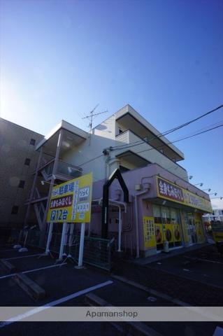 愛知県名古屋市中村区、岩塚駅徒歩2分の築24年 3階建の賃貸マンション