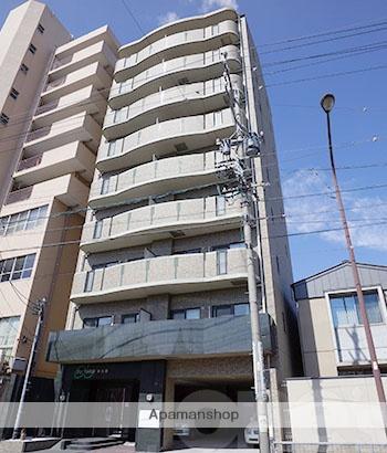 愛知県名古屋市東区、尼ヶ坂駅徒歩10分の築14年 9階建の賃貸マンション