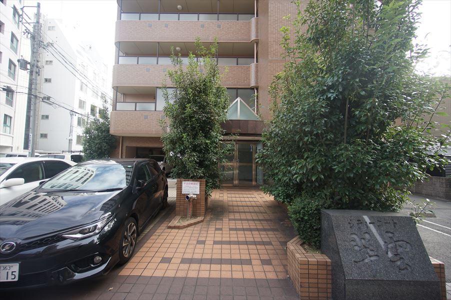 愛知県名古屋市中区、上前津駅徒歩7分の築17年 10階建の賃貸マンション