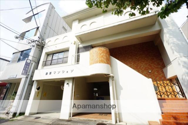 愛知県名古屋市中区、東別院駅徒歩10分の築36年 6階建の賃貸マンション