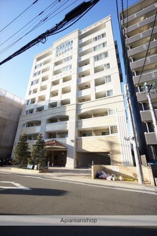 愛知県名古屋市中村区、山王駅徒歩13分の築6年 10階建の賃貸マンション